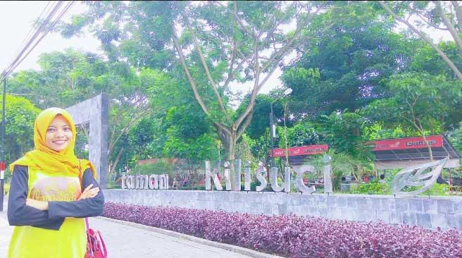 Tempat Wisata Kediri Terbaru 2018 Terbaik Terindah Taman Kilisuci Dewi