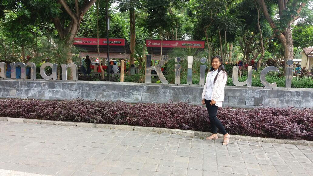 Travelling Aneka Kota 2017 Sarana Prasarana Taman Dewi Kilisuci Dahanapura
