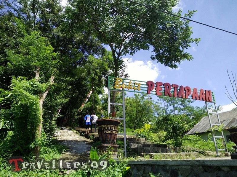 Wisata Bukit Pertapaan Gunung Pegat Blitar Travellers Srengat Kab Menuju