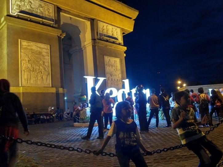 Kawasan Wisata Taman Hijau Slg Destinasi Kabupaten Hingga Senin 01
