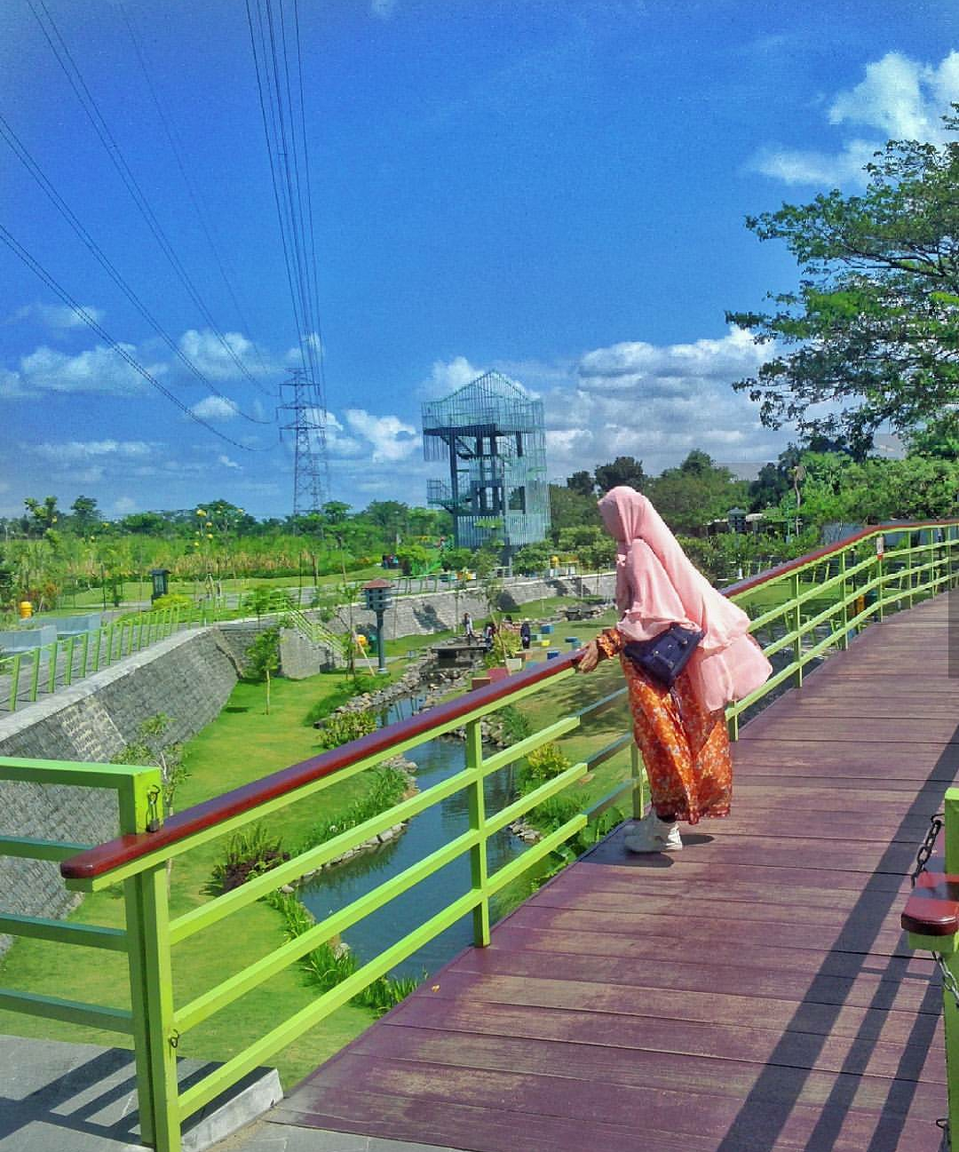 Lokasi Rute Taman Hijau Slg Kediri Terbaru 2018 Harga Tiket