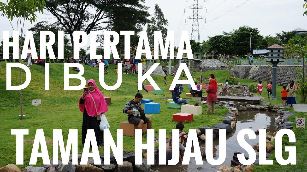 Taman Hijau Slg Kediri Jjs Youtube Kab