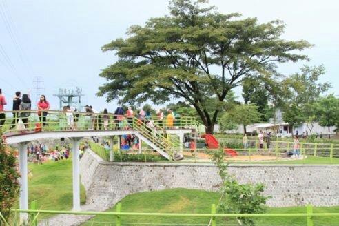 Taman Slg Kediri Judul Situs Bertambah Satu Lokasi Kabupaten Hijau