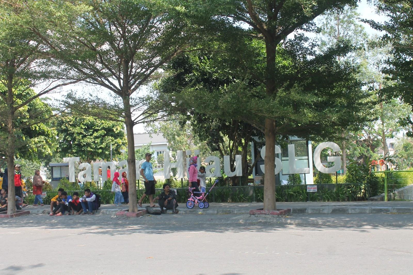 Travelling Taman Hijau Gumul Peresmian Slg Bupati Menjelaskan Tersebut 6
