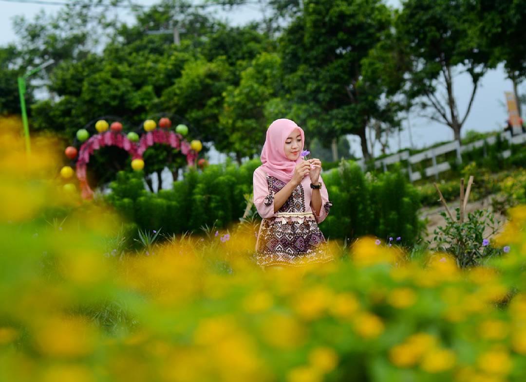 5 Wisata Kediri Keren Menyenangkan Diri Taman Agro Margomulyo Kelir
