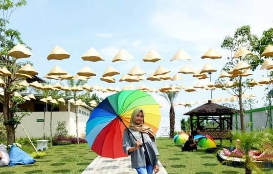 Kediri Tempat Wisata Indonesia Istana Jambu Taman Kelir Kab