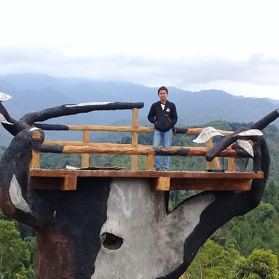Rute Lokasi Bukit Gandrung Tanggulasi Medowo Kandangan Kediri Taman Kelir