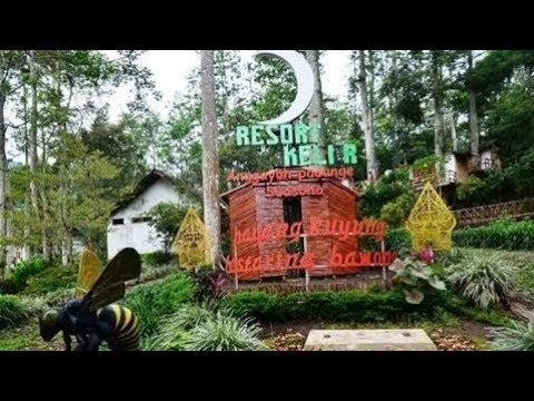 Taman Kelir Destinasi Wisata Kabupaten Kediri Youtube Kab