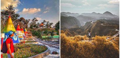 Taman Kelir Hingga Gunung Wilis Yuk Mlipir 15 Destinasi Rizkianingtyas