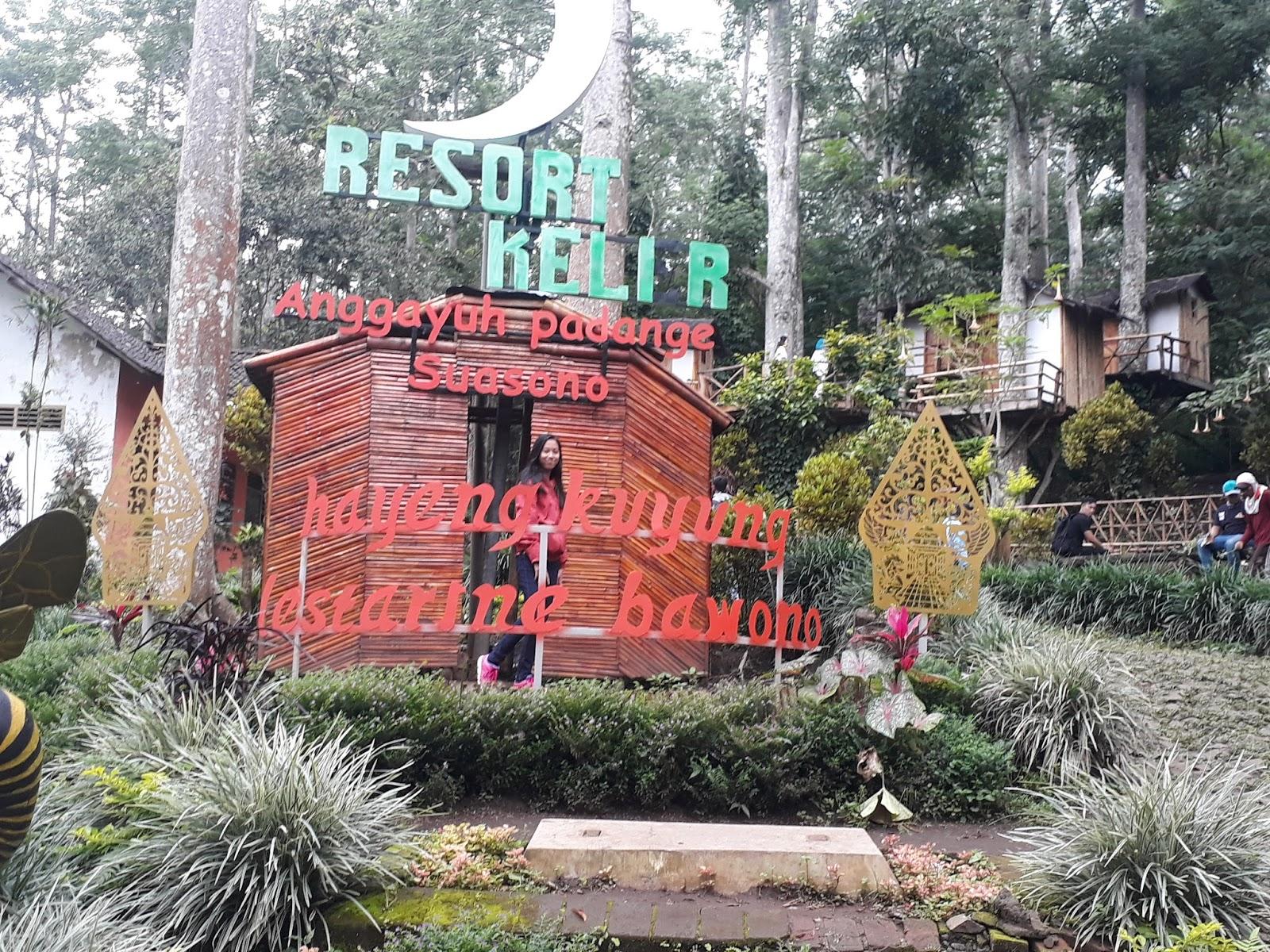 Travelling 2018 Taman Kelir Kab Kediri