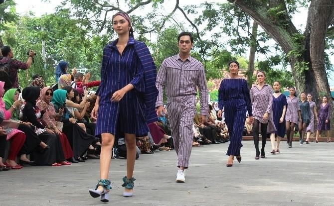 Dhoho Street Fashion Radar Kediri Sinergi Jawa Pos Acara Taman