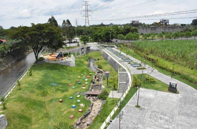 Kominfo Kab Kediri Twitter Silakan Berkunjung Taman Hijau Slg Mas