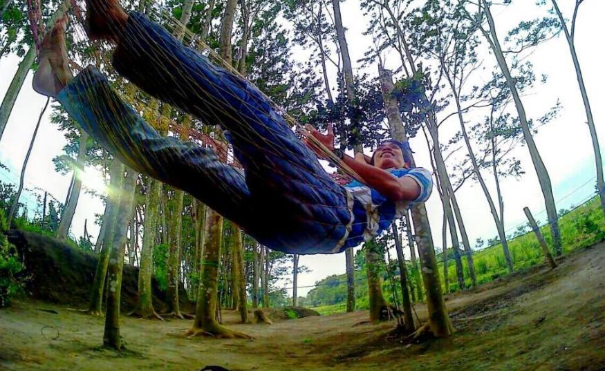 15 Tempat Wisata Instagramable Kediri Hits Dikunjungi Eco Park Taman