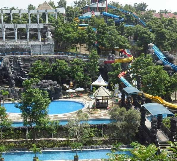 Tempat Wisata Kediri Terbaru 2018 Terbaik Terindah Air Taman Tirtoyoso