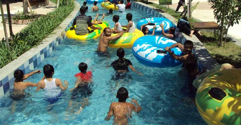 Tiket Gumul Paradise Island Kediri Wahana 2018 Travels Waterpark Taman