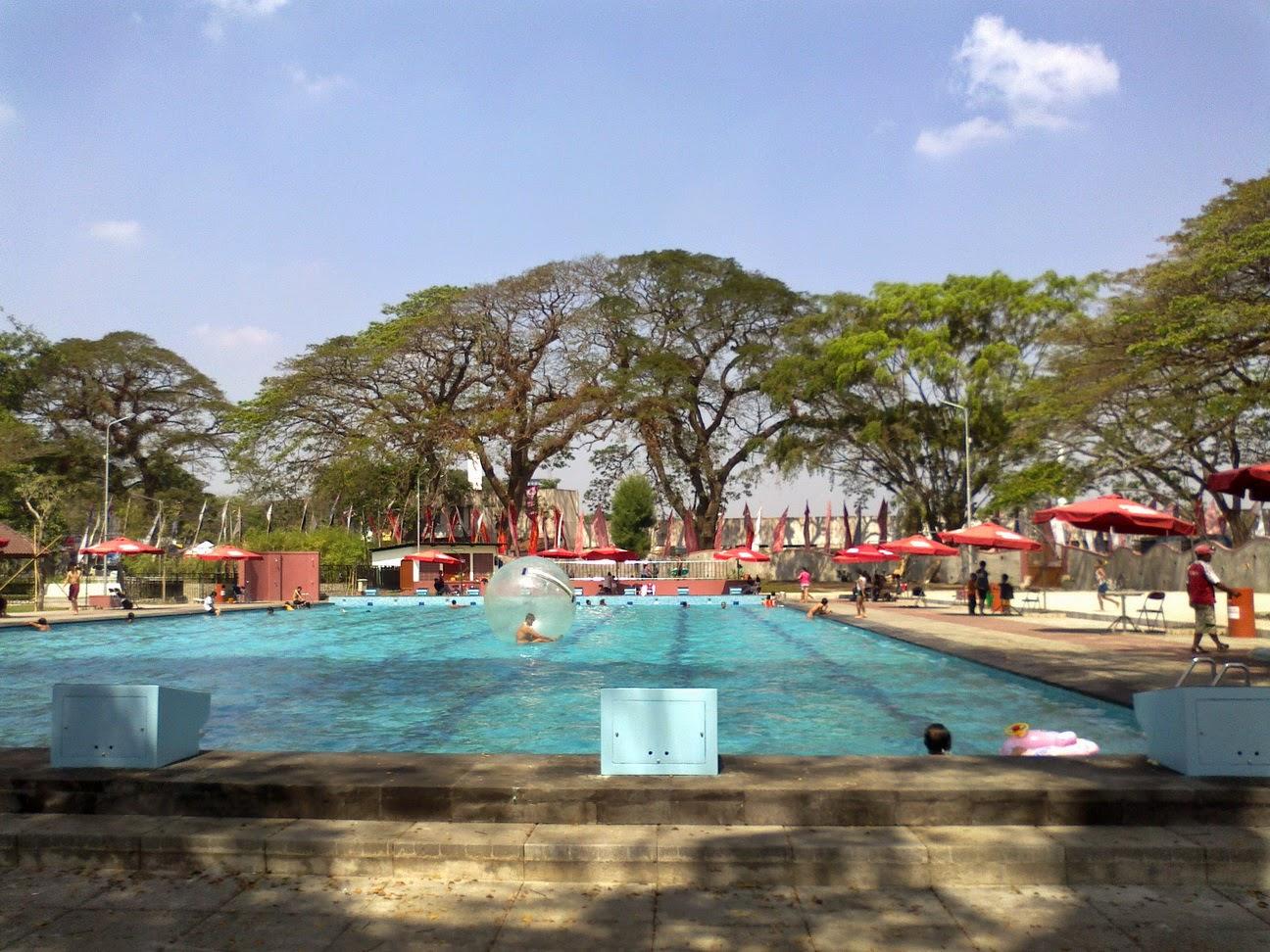 Wisata Air Kediri Taman Tirtoyoso Terletak Pusat Kota Tepatnya Jl