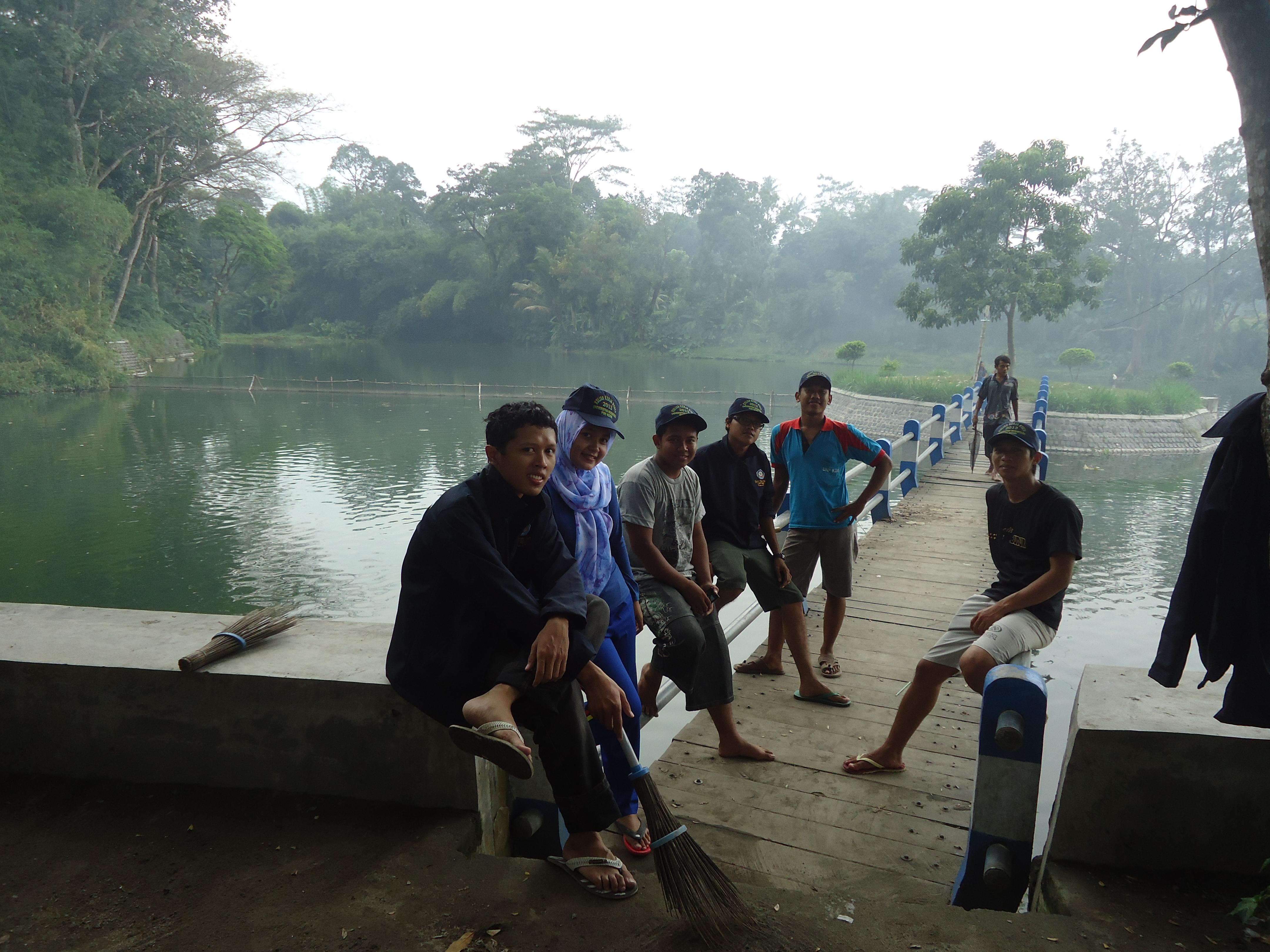 Sumber Comblang Wisata Desa Pranggang Onik Sam Dsc02237 Ubalan Kab