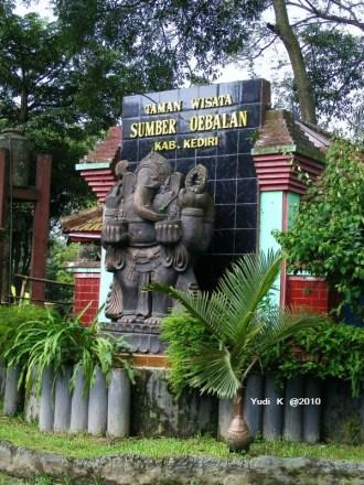 Tempat Wajib Buat Explore Kota Kediri Wisata Sumber Ubalan Kab