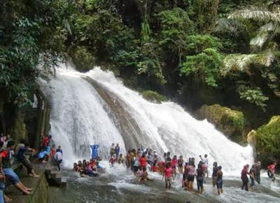 Tempat Wisata Kediri Reuni Perak Smast 90 2015 Air Terjun