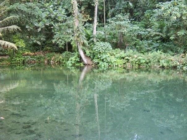 Traveller Tempat Wisata Alam Keren Kediri Obyek Sumber Ubalan Lokasinya