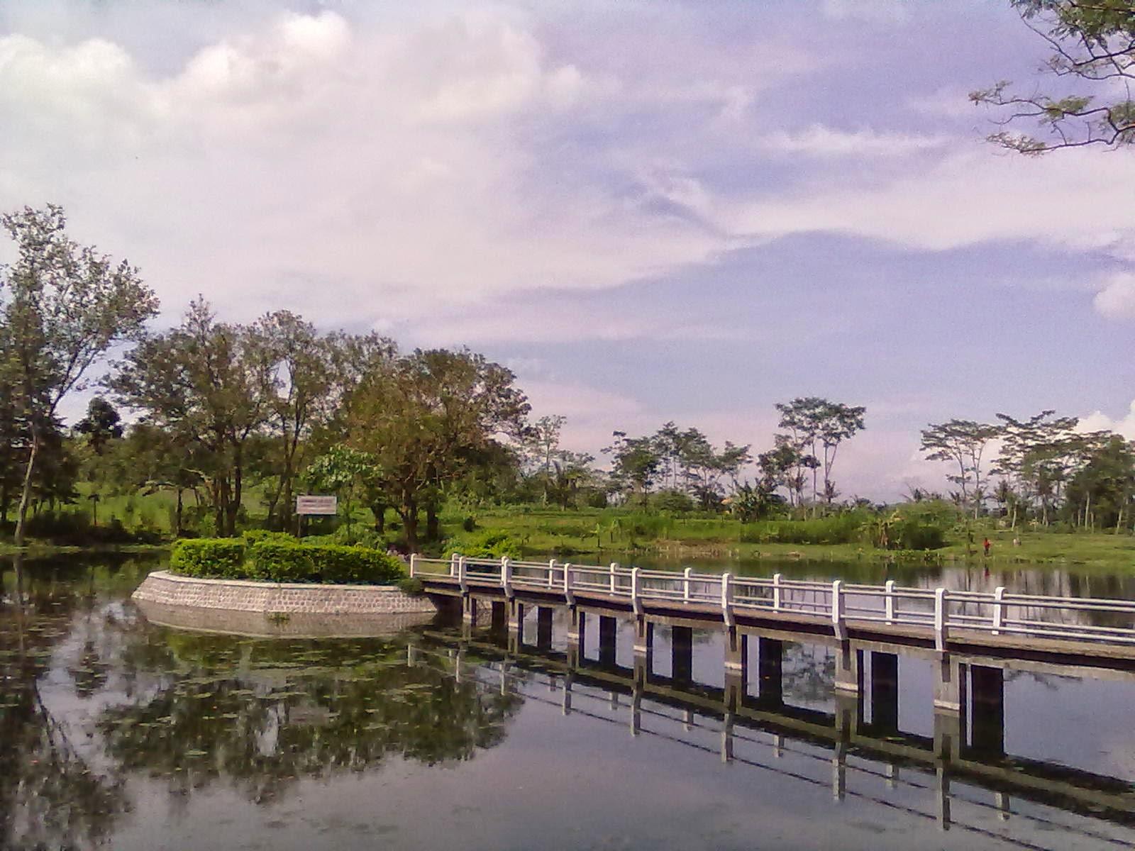Wisata Air Kediri Sumber Ubalan Kab