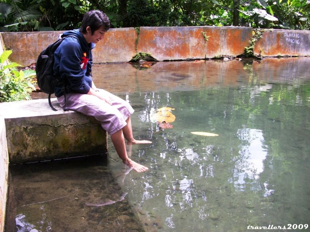 Wisata Sumber Ubalan Travellers Wana Kediri 9 Kab