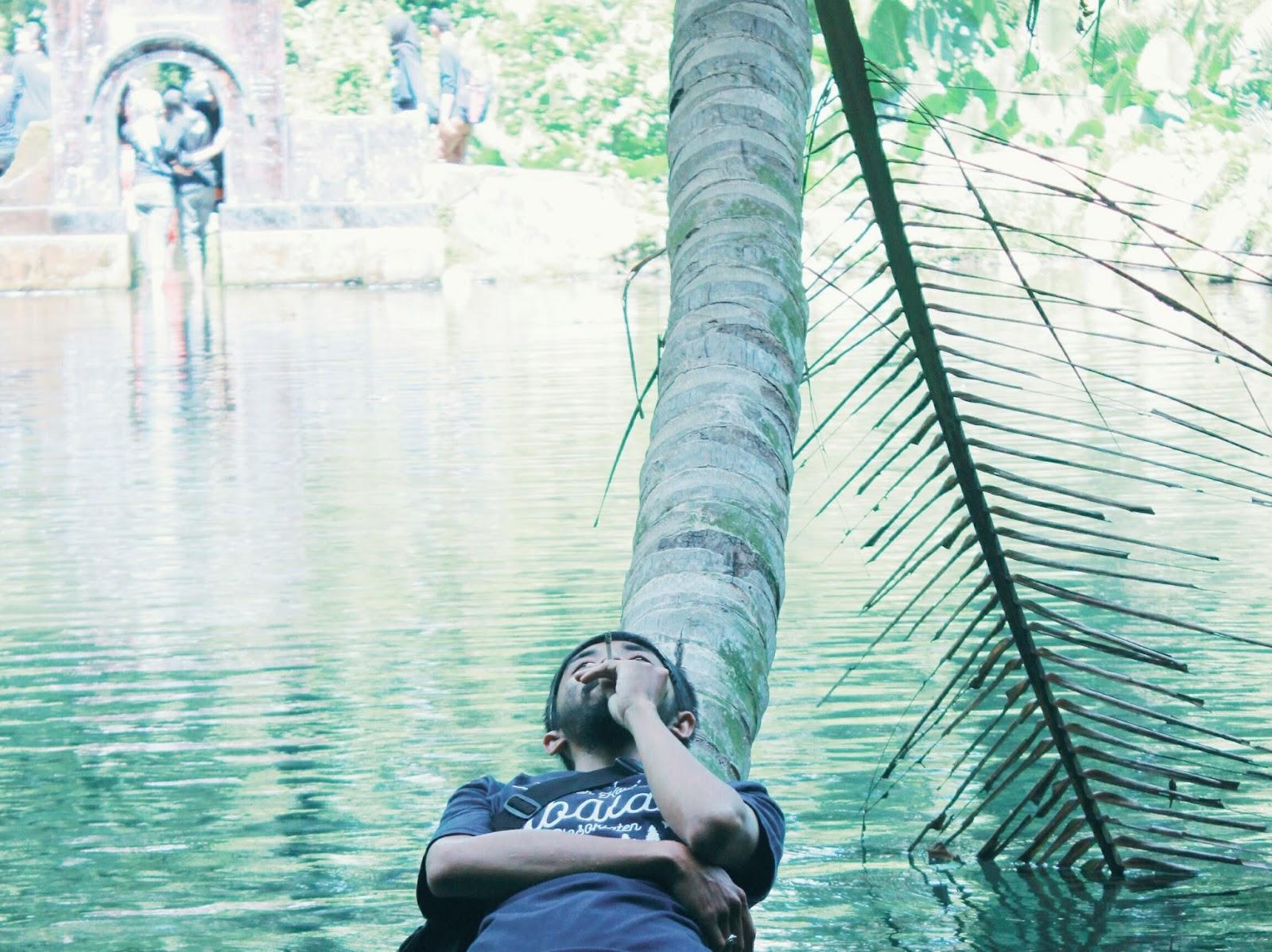 Wow Sungai Cinta Kediri Yaol Brewok Telaga Sumber Ubalan Wisata