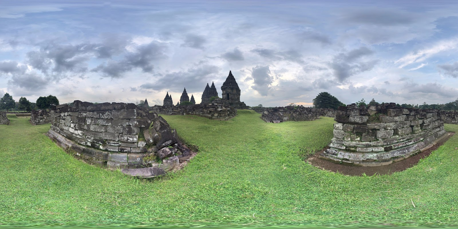 Candi Bubrah Jinggaworks Renovation Construction Jingga Works Perwara Kab Klaten