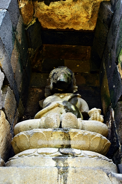 7 Fakta Tentang Candi Merak Jaladwara Wisata Arkeologi Arca Ganesha