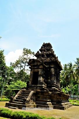 7 Fakta Tentang Candi Merak Jaladwara Wisata Arkeologi Gana Kab