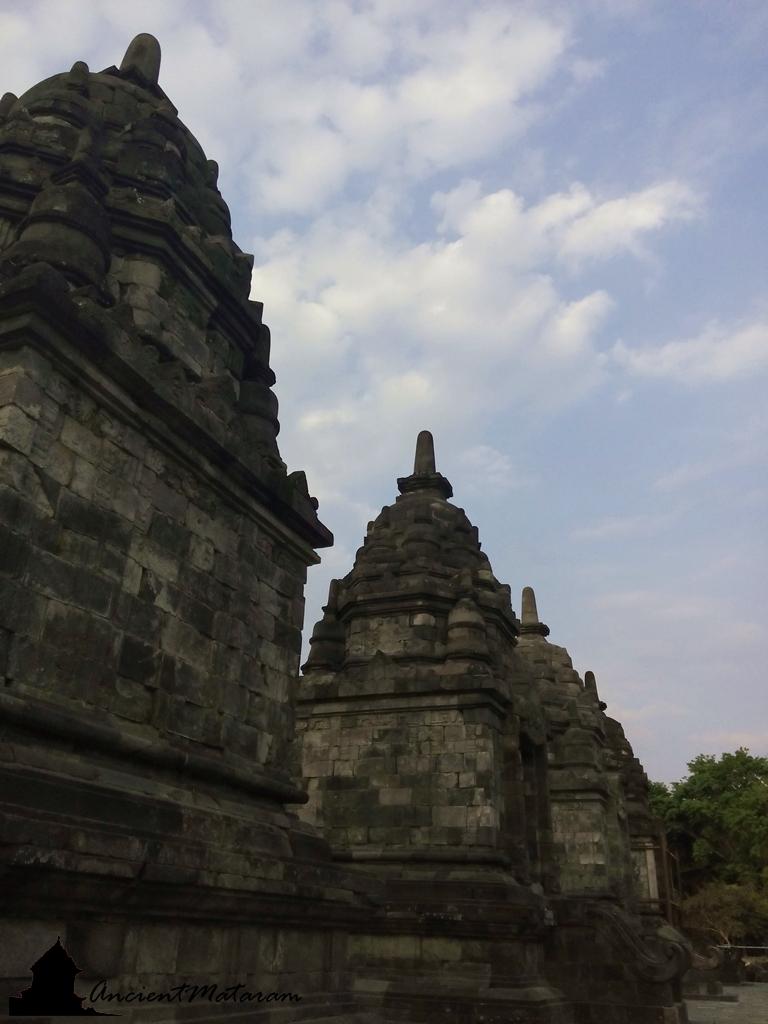 Candi Lumbung Ancientmataram Gana Kab Klaten