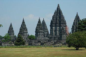Prambanan Travel Guide Wikivoyage Candi Lara Jonggrang Gana Kab Klaten