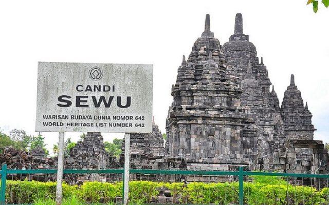 Sejarah Candi Sewu Sebagai Pusat Keagamaan Penganut Buddha Pariwisataklaten Terletak