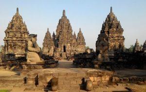 Sejarah Candi Sewu Singkat Legendanya Lengkap Terletak Kabupaten Klaten Gana