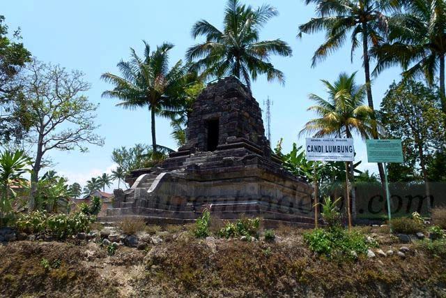 Candi Lumbung Sengi Magelang Tentu Mendatangi Lokasi Barunya Dusun Tlatar