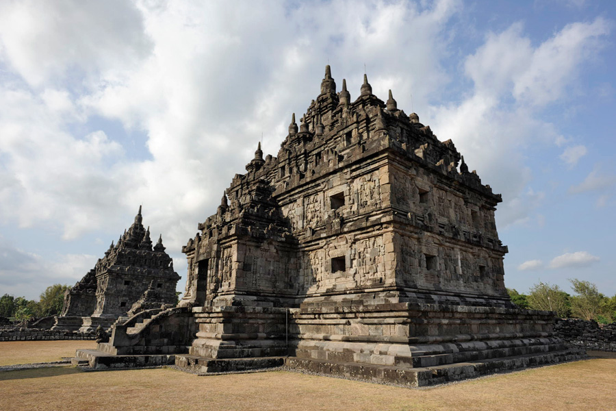 Candi Plaosan Accessible Kab Klaten