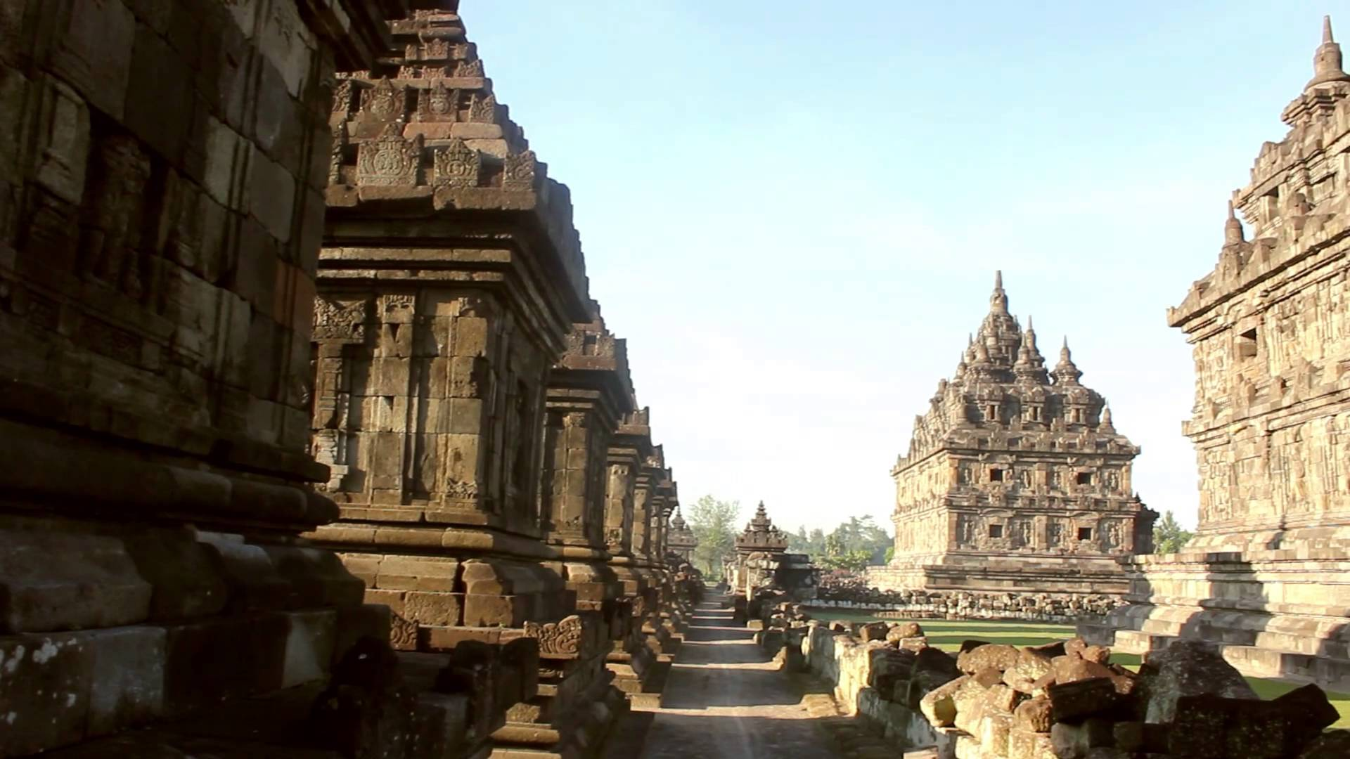 Morning Candi Plaosan Lor Youtube Kab Klaten
