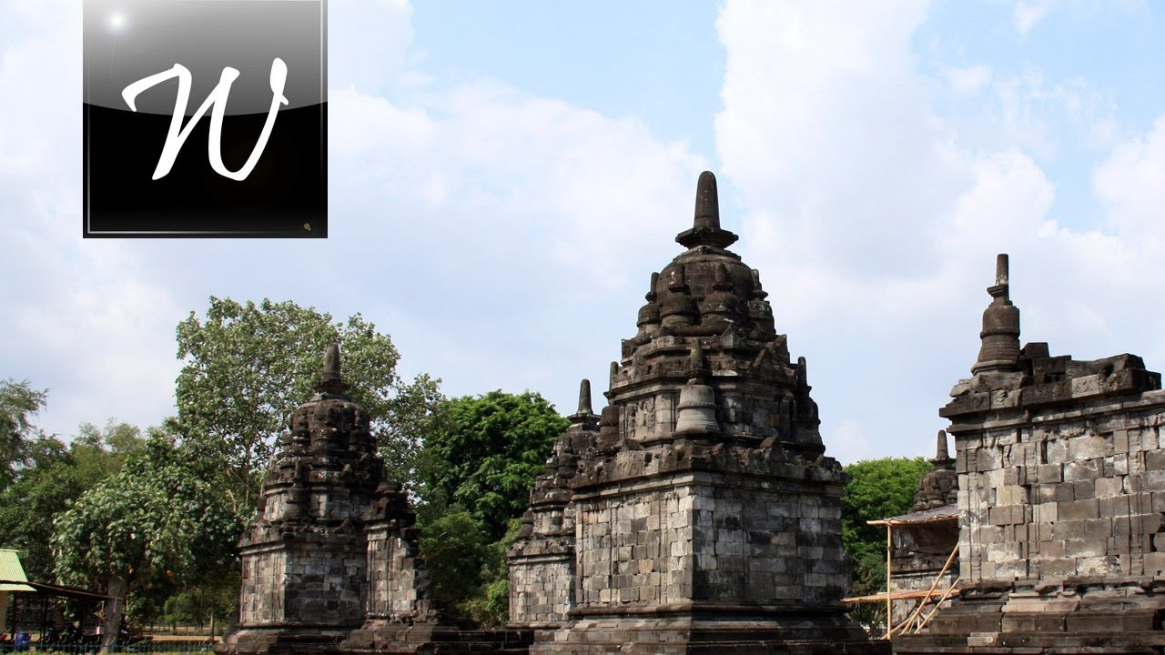 Candi Sewu Indonesia Hd Youtube Kab Klaten