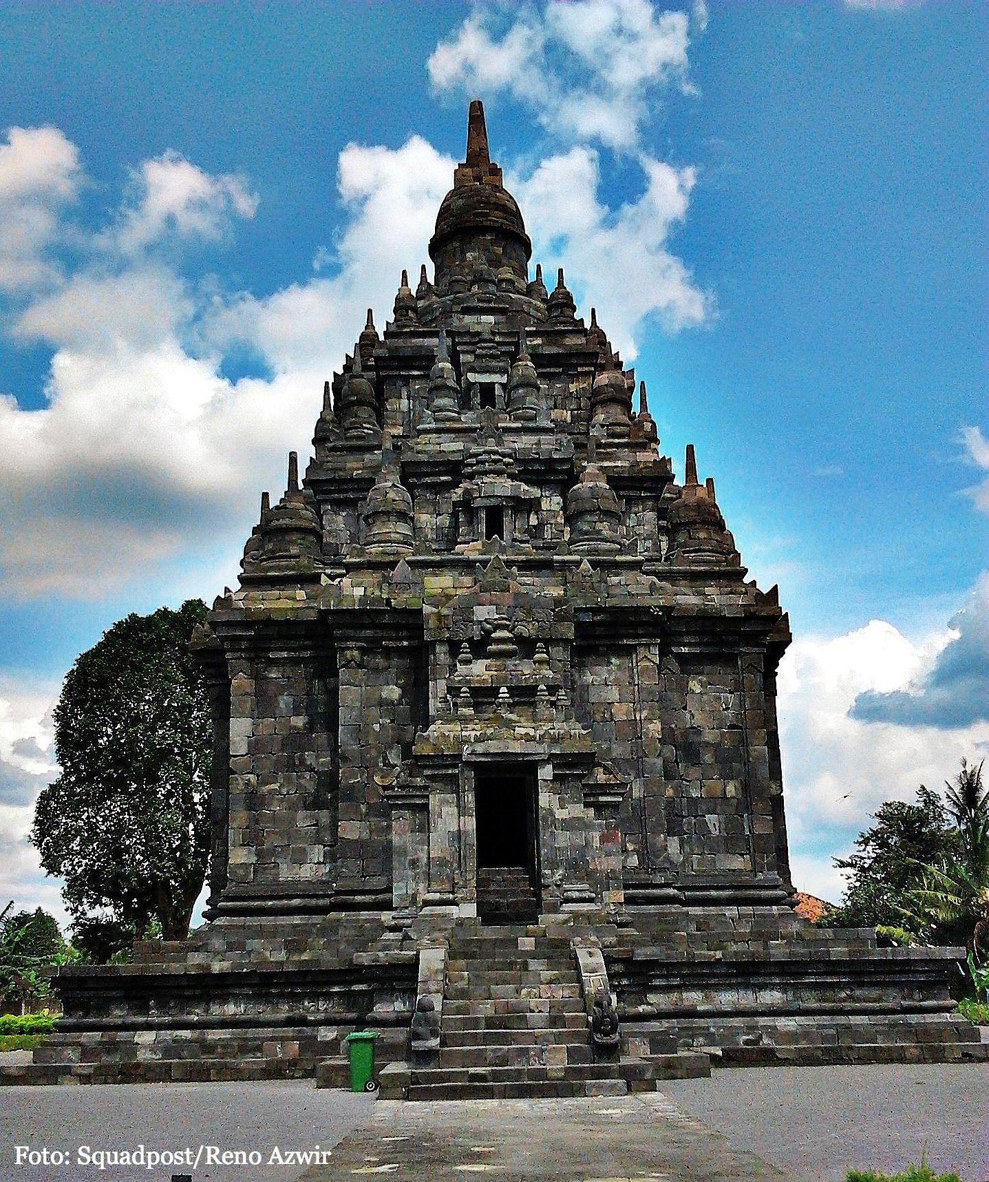 Candi Sojiwan Klaten Indonesia Places Pinterest Kab