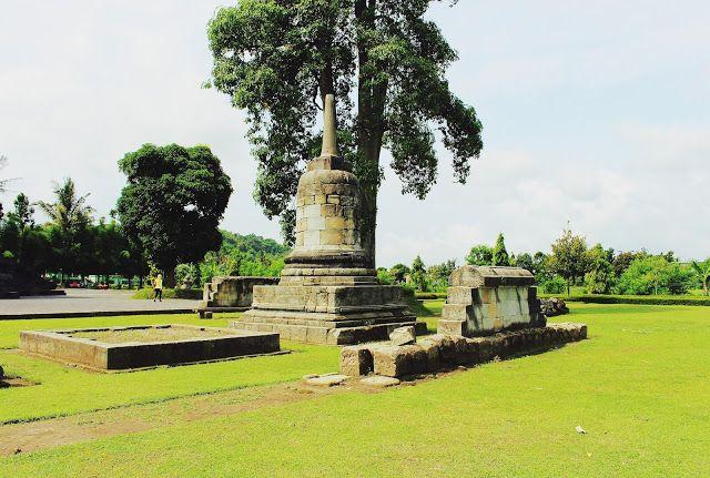 Candi Sojiwan Klaten Jawa Tengah Indonesia Kab