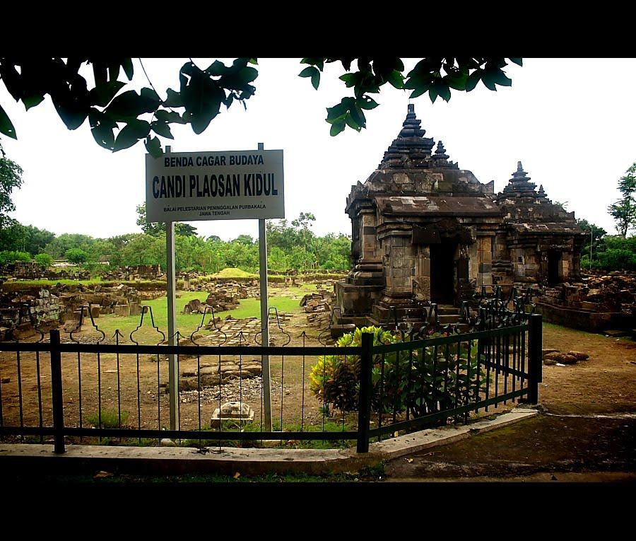 Kilas Balik Nusantara Candi Plaosan Kidul Secara Geografis Komplek Masuk