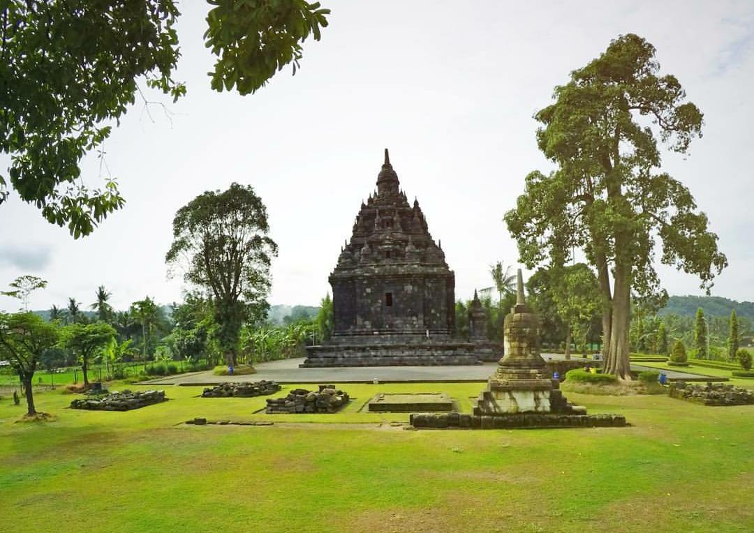 Pesona Keindahan Candi Sojiwan Klaten Hits Tempat Kawasan Jogja Memang