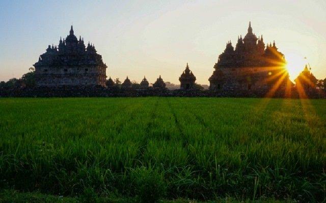 Plaosan Temple Candi Romantic Jogja Compass Sojiwan Kab Klaten