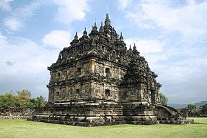 Plaosan Wikipedia Candi Sojiwan Kab Klaten