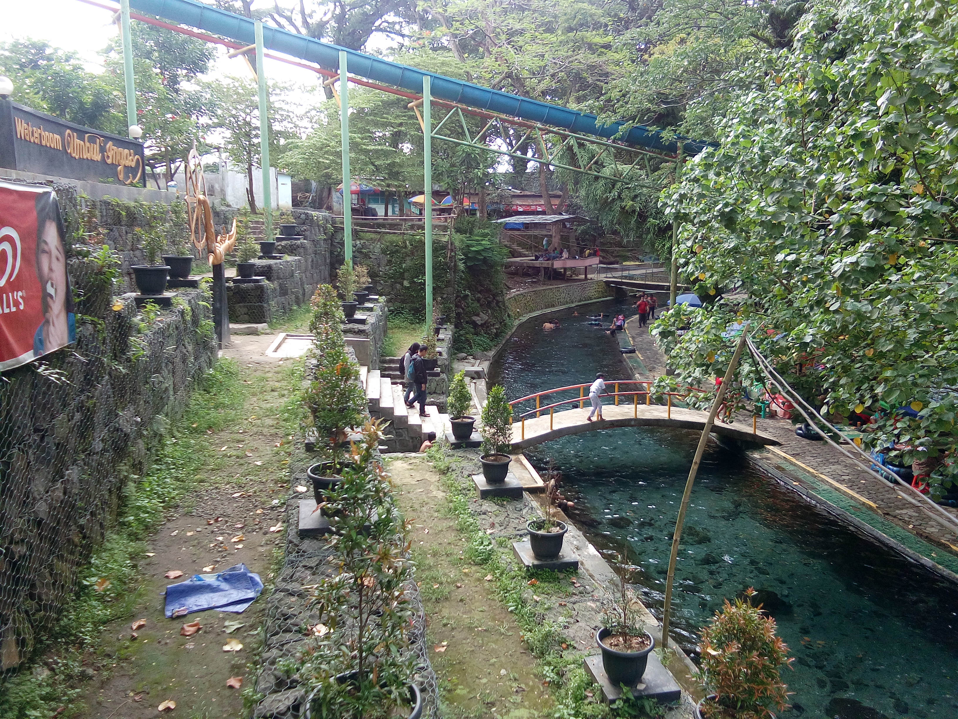 Umbul Cokro Legenda Wisata Air Kabupaten Klaten Jatengku Tulung Kab