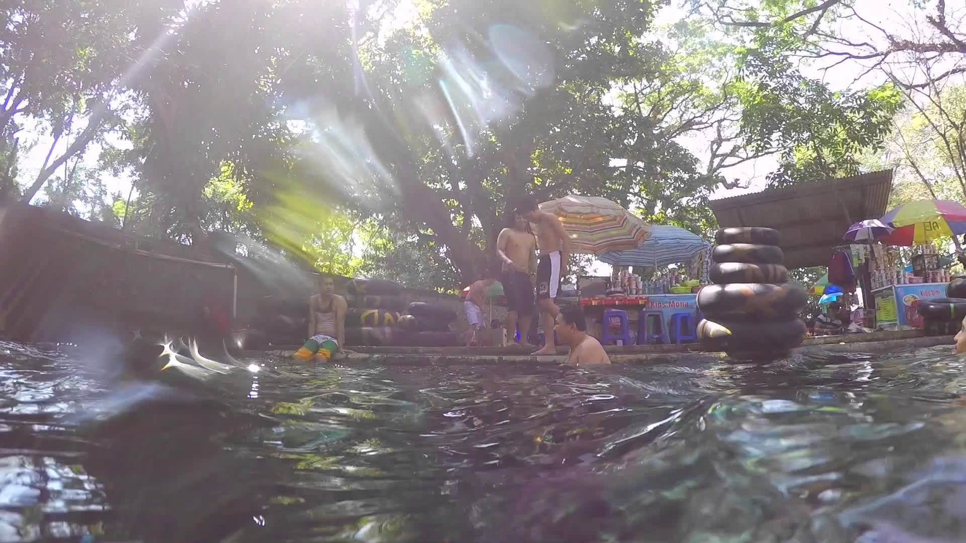 Umbul Cokro Tulung Klaten Jawa Tengah Youtube Kab