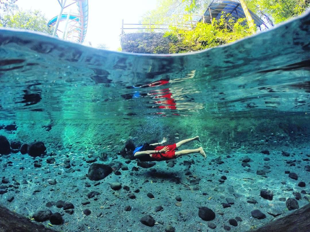 Wisata Klaten Umbul Ponggok Inilah 4 Destinasi Air Unik Cokro