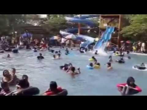 Wisata Pemandian Umbul Cokro Tulung Klaten Jawa Tengah Youtube Kab