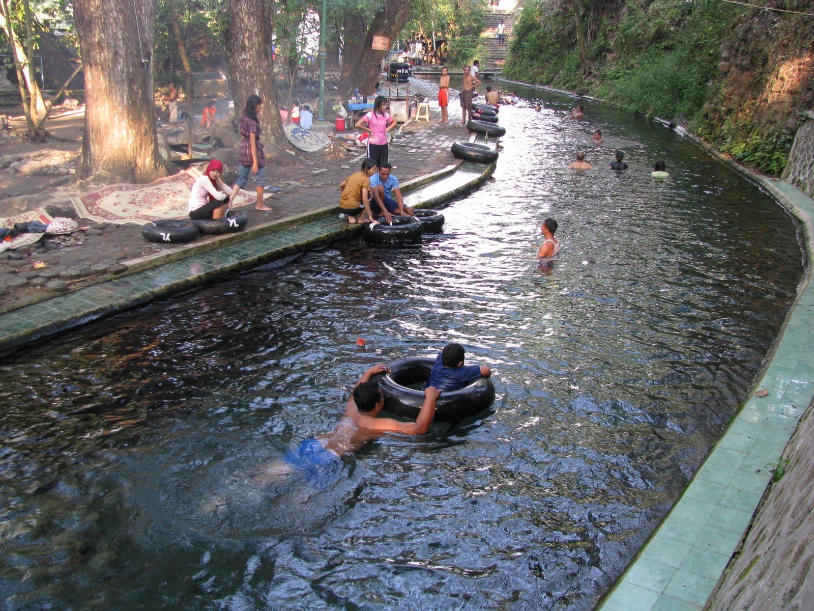 8 Tempat Wisata Sumber Air Umbul Klaten Hits Kecamatan Tulung