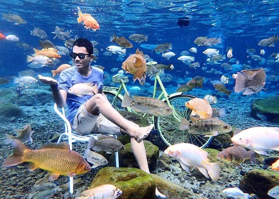 Daftar 10 Top Tempat Wisata Klaten Berdasarkan Jumlah Pengunjung Umbul